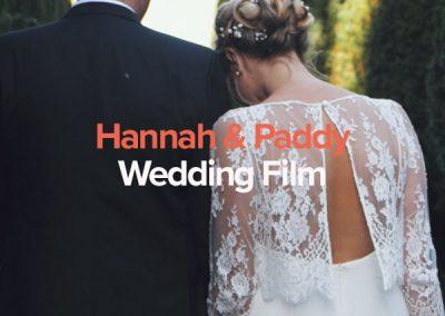 Hannah & Paddy