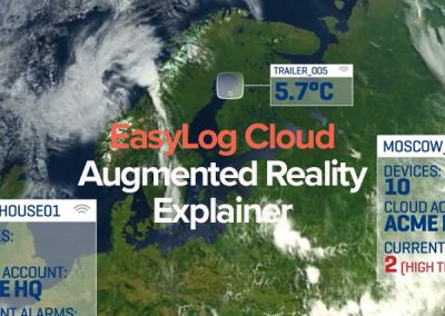 The EasyLog Cloud