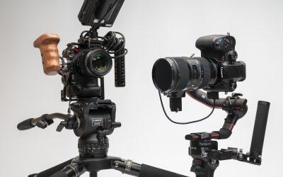 Filming for Social Media
