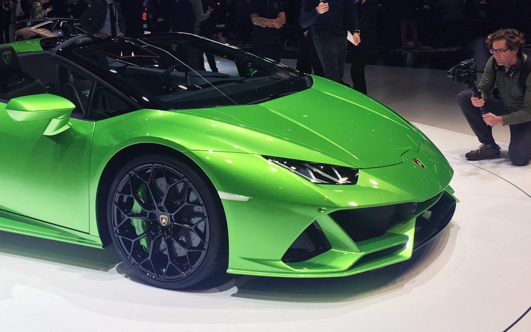 Geneva Motor Show with Car Gurus UK